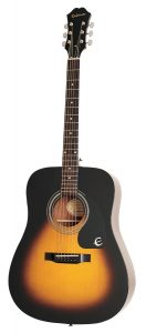 best epiphone acoustic guitars under 500
