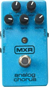 best mxr analog chorus pedal of all time
