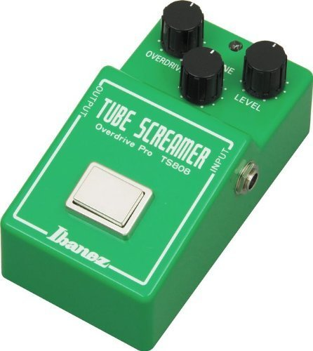 best tube screamer 808 overdrive pedal for blues