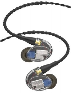 best Westone UM Pro 20 in ear monitors for singers