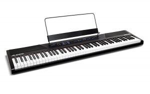 top rated Alesis Recital piano for beginner