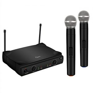 Best ELEGIANT wireless microphone systems for church