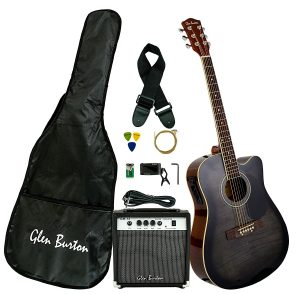 Best Glen Burton guitar for beginner adults