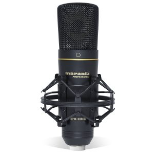 best Marantz mic for voice overs