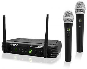Best Pyle wireless microphone system for church