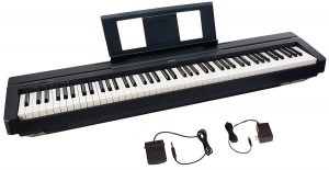 best Yamaha P45 piano for beginners