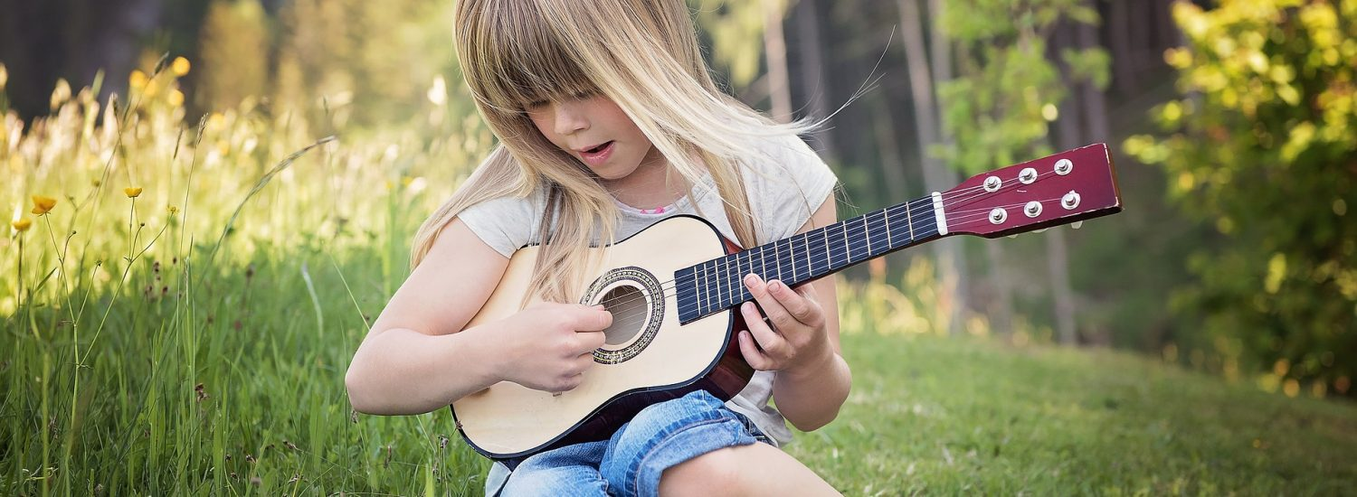 best guitar for beginner child
