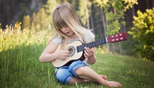 The 5 Best Guitars For Beginner Child