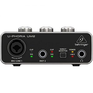 best BEHRINGER audio interface for FL Studio