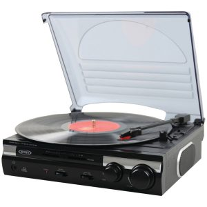 best Jensen JTA-230 affordable record player