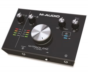 top rated M-Audio interface for fl studio