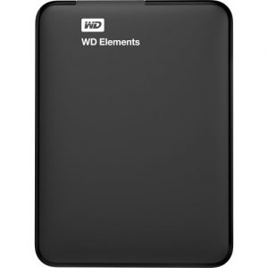 top rated WD 4TB external hard drive for music