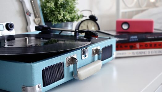 The 5 Best Affordable Record Players with Built in Speakers