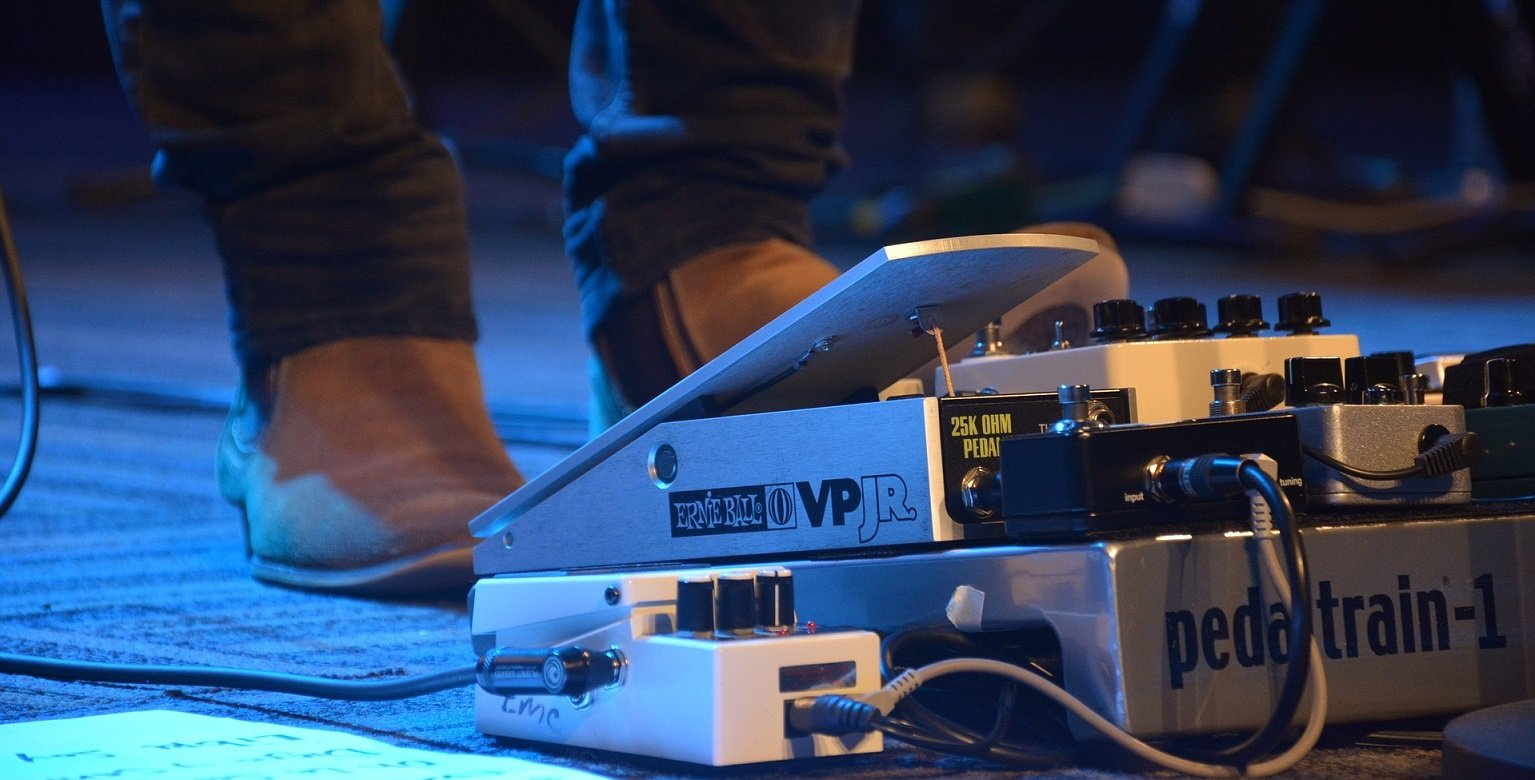 5 Best Volume Pedals For Swells
