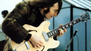 what guitar did john lennon play