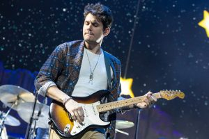 what guitar does john mayer use