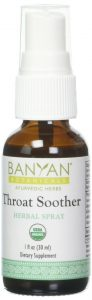 Best Throat Sprays For Singer by Banyan Botanicals