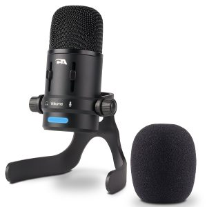 Best USB Microphone For Rapping by Best USB Microphone For Rapping by Cyber Acoustics